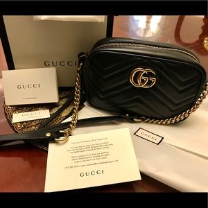 Brand new authentic GUCCI crossbody bag